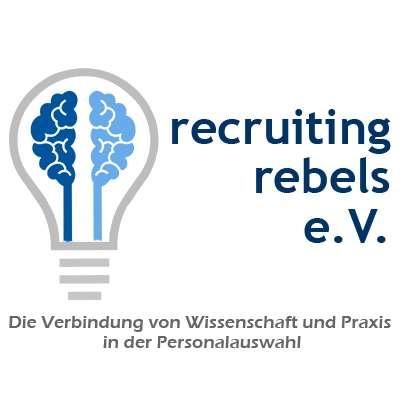 recruiting rebels e.V. Logo